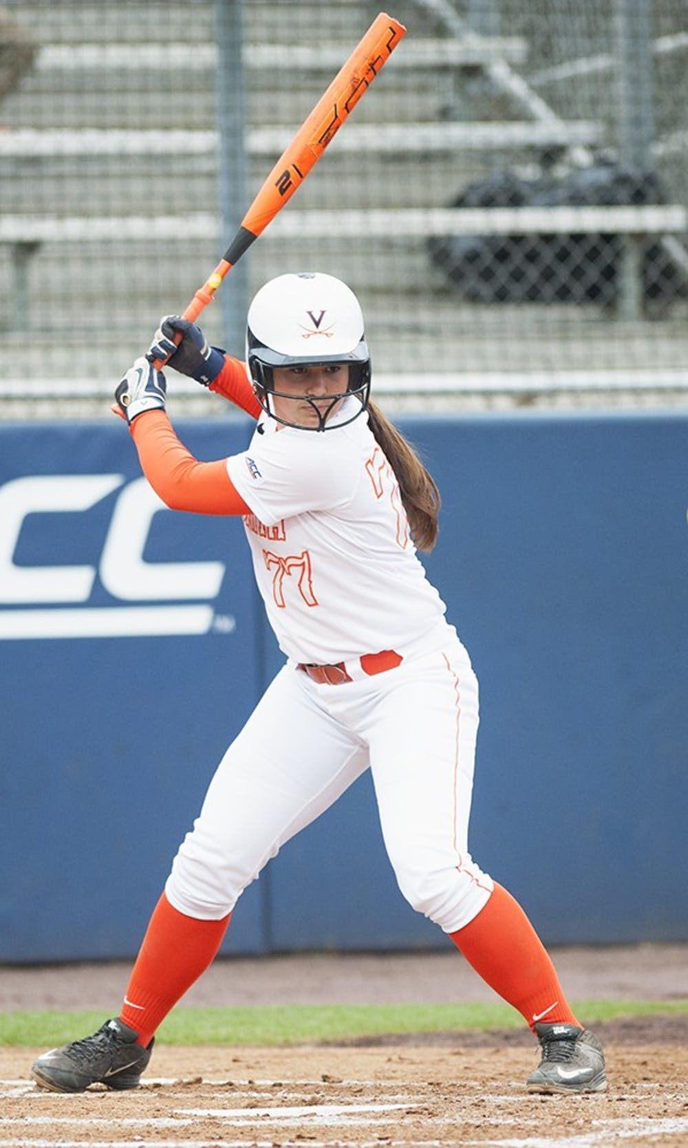 <p>Sophomore infielder Lauren Heintzelman's three-run homer helped lead Virginia to a 4-3&nbsp;win against George Washington.</p>