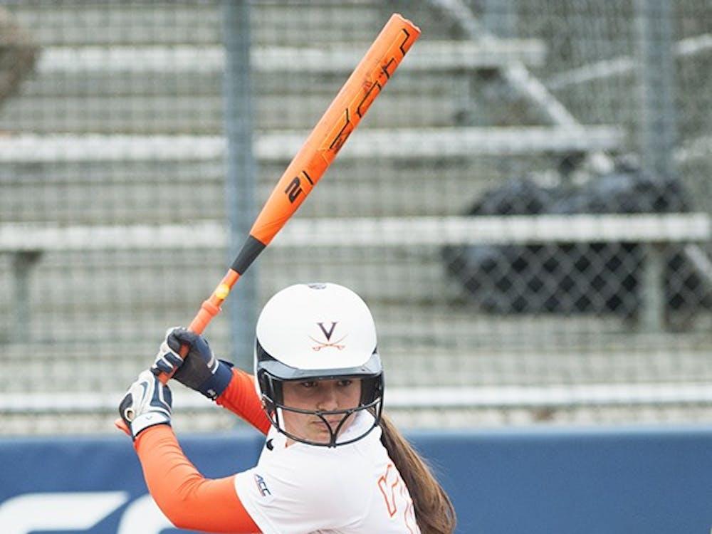 Sophomore infielder Lauren Heintzelman's three-run homer helped lead Virginia to a 4-3win against George Washington.
