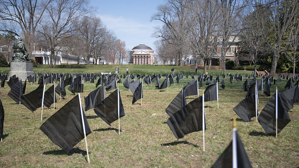 """""""The Black Flag Advocacy Campaign is a way to break the stigma,"""" Trickey said. """"Suicide is not something that anyone wants to talk about, even though the ripple effect of a suicide affects everyone."""""""