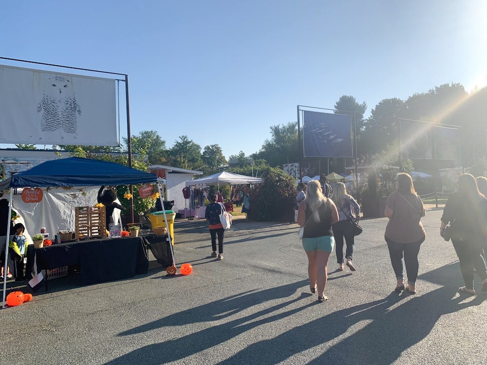 Not only is visiting the market a great way to eat delicious locally-sourced foods and buy from local businesses, but you are also giving back to the Charlottesville community.