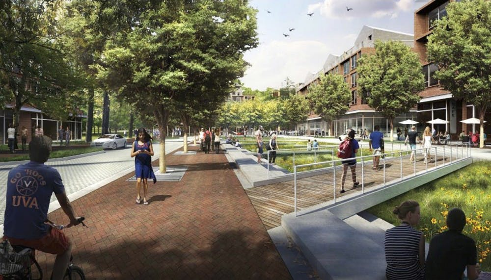 <p>The Brandon Avenue master plan is part of an effort to meet the demand of upperclassmen for on-Grounds housing.</p>