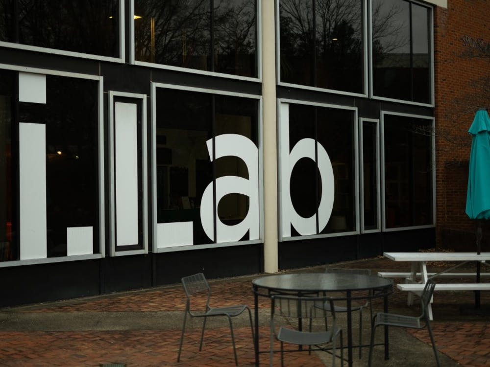 Founded in 2000, iLab is an initiative supported by the Batten Institute for Entrepreneurship and Innovation — which provides financial and legal advice, as well as a workspace — to support to young entrepreneurs within and beyond the Charlottesville community.