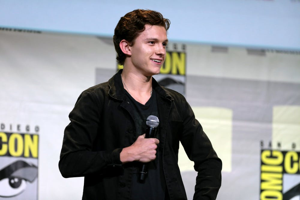 """<p>British actor Tom Holland, best known for his role as Spiderman in the Marvel franchise, stars in Pixar's newest family film """"Onward.""""&nbsp;</p>"""