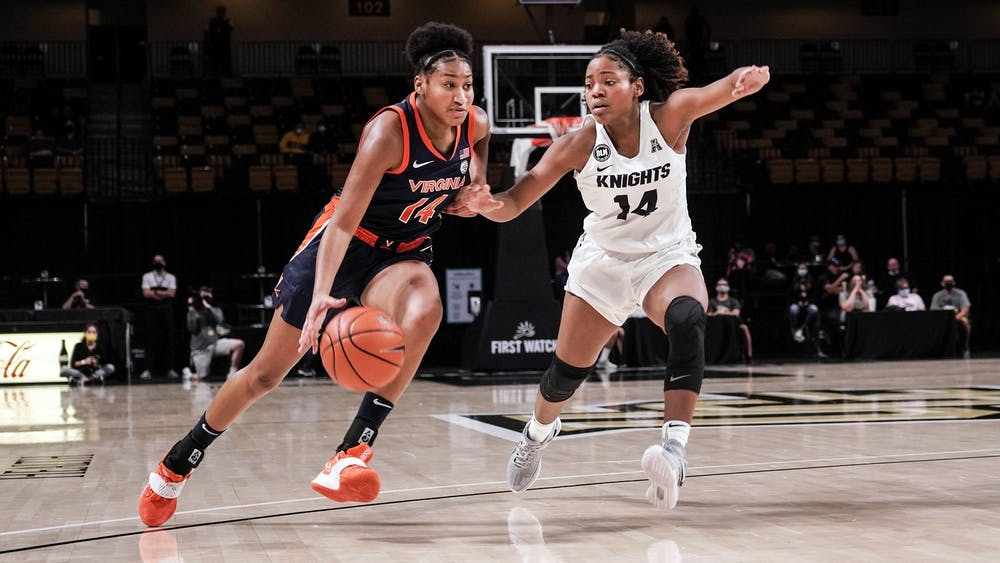 <p>Freshman guard Kaydan Lawson scored seven points and recorded five rebounds in her debut.</p>