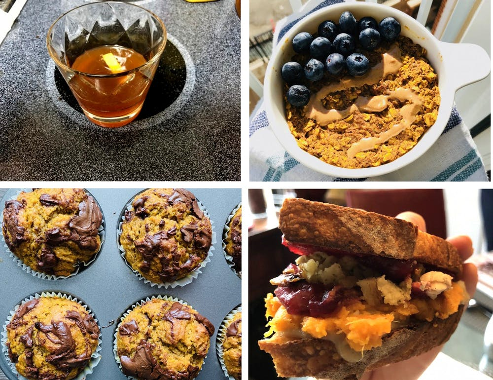 <p>One of my favorite parts of fall are all the seasonal meals you can cook and treats you can bake.</p>
