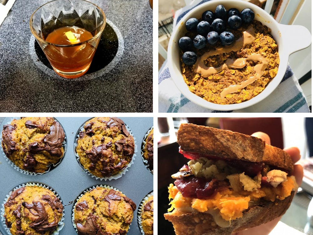 One of my favorite parts of fall are all the seasonal meals you can cook and treats you can bake.