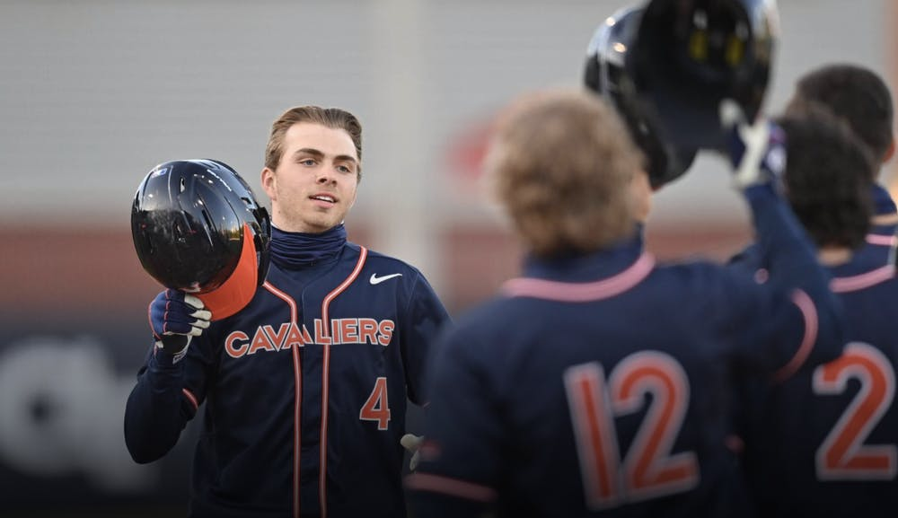 <p>Kent's grand slam in the second game against Georgia Tech was Virginia's fifth grand slam in its last 43 games.</p>