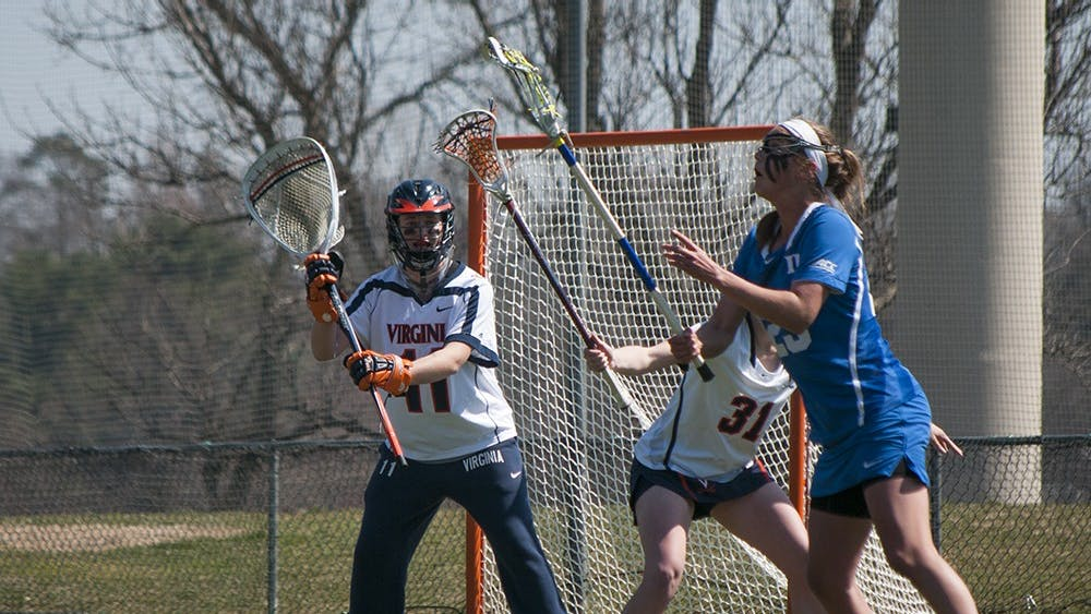 Freshman goalie Rachel Vander Kolk made 18 saves in the Cavaliers' fifth consecutive win. She is the second Virginia goalie to record 15-plus saves in a game since 2009.