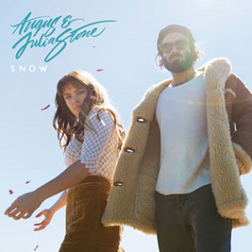 """<p>After a long period of being apart, """"Snow"""" proves that Angus and Julia Stone are definitely stronger together.&nbsp;</p>"""