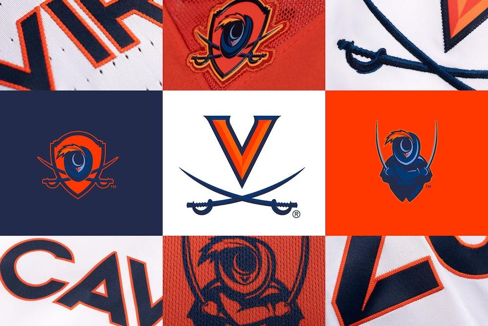 "<p>Virginia Athletics partnered with Nike in the creation of its new brand identity that they hoped would be ""bolder and more powerful.""</p>"
