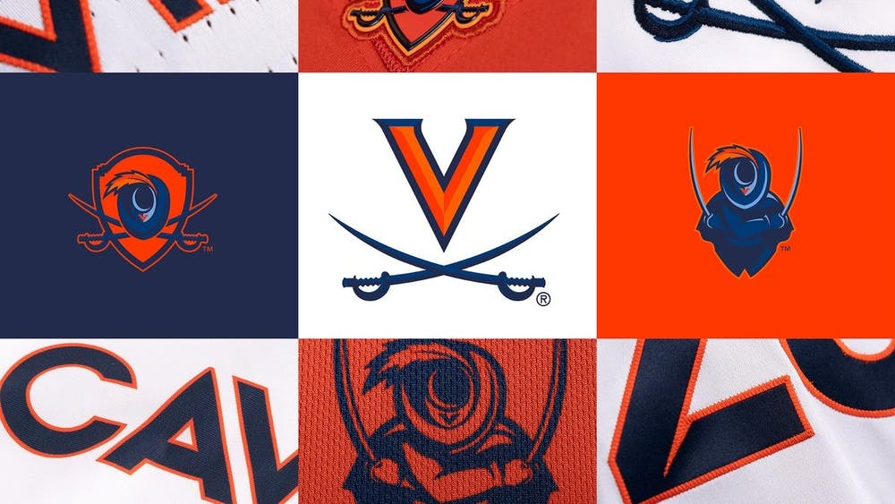 "Virginia Athletics partnered with Nike in the creation of its new brand identity that they hoped would be ""bolder and more powerful."""