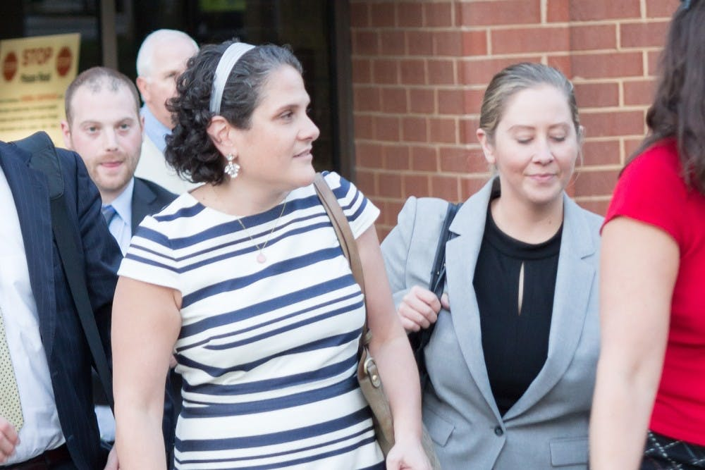 """<p>BuzzFeed reported Eramo's lawyer Libby Locke said the two sides reached an """"amicable"""" settlement.</p>"""