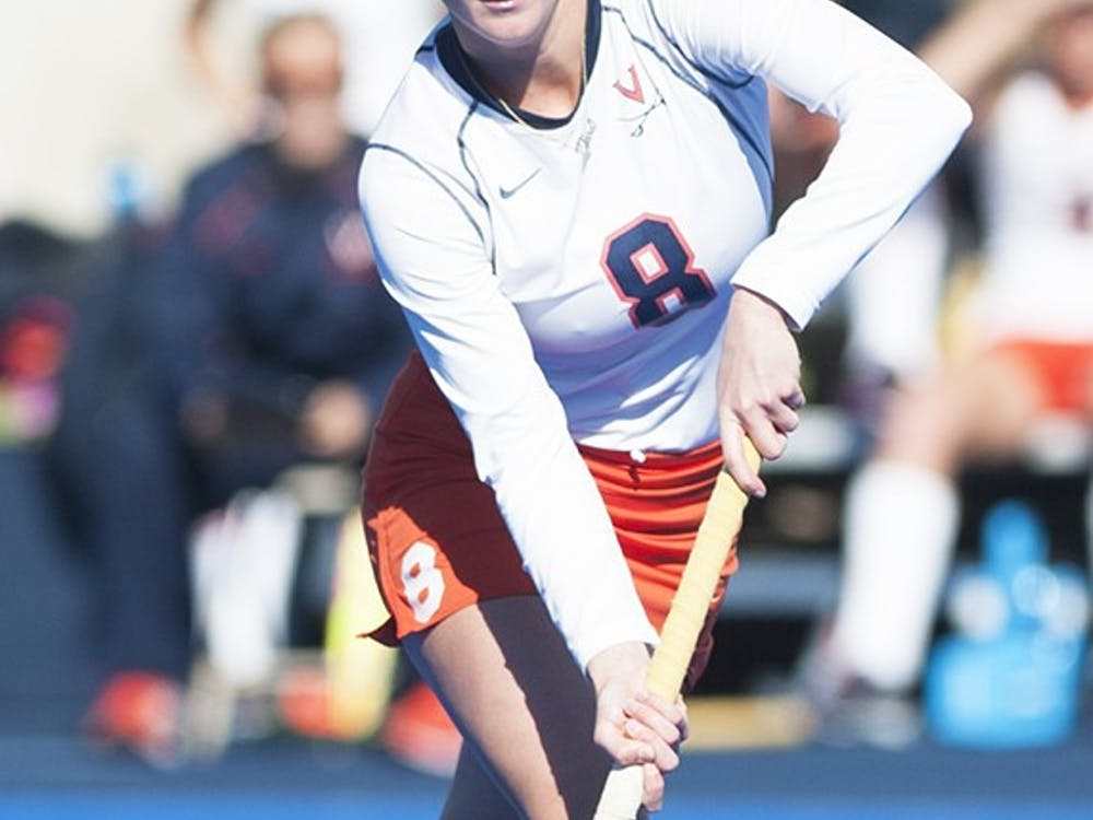 Tara Vitesse and the Virginia field hockey team open their season Friday against Miami (OH).