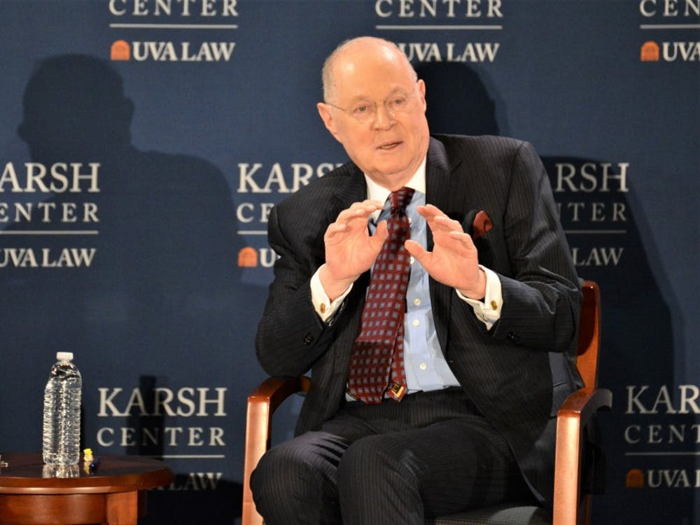 Kennedy served on the Supreme Court for roughly 30 years, from 1988 to 2018.