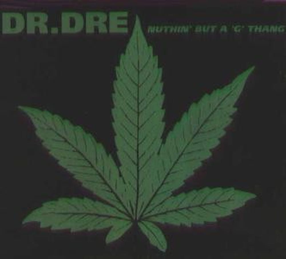 """<p>Dr. Dre and Snoop Dogg's classic """"Nuthin' but a G Thang"""" is a prime example of the kind of """"chill out"""" tracks you can find on this Arts and Entertainment playlist.</p>"""