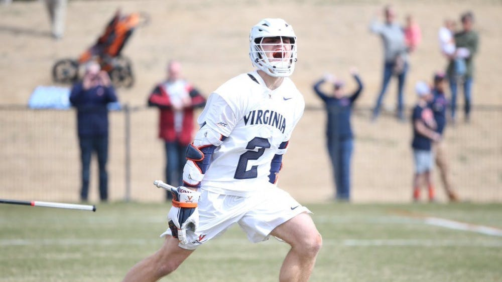 Junior attackman Michael Kraus has 31 goals and 23 assists this season.