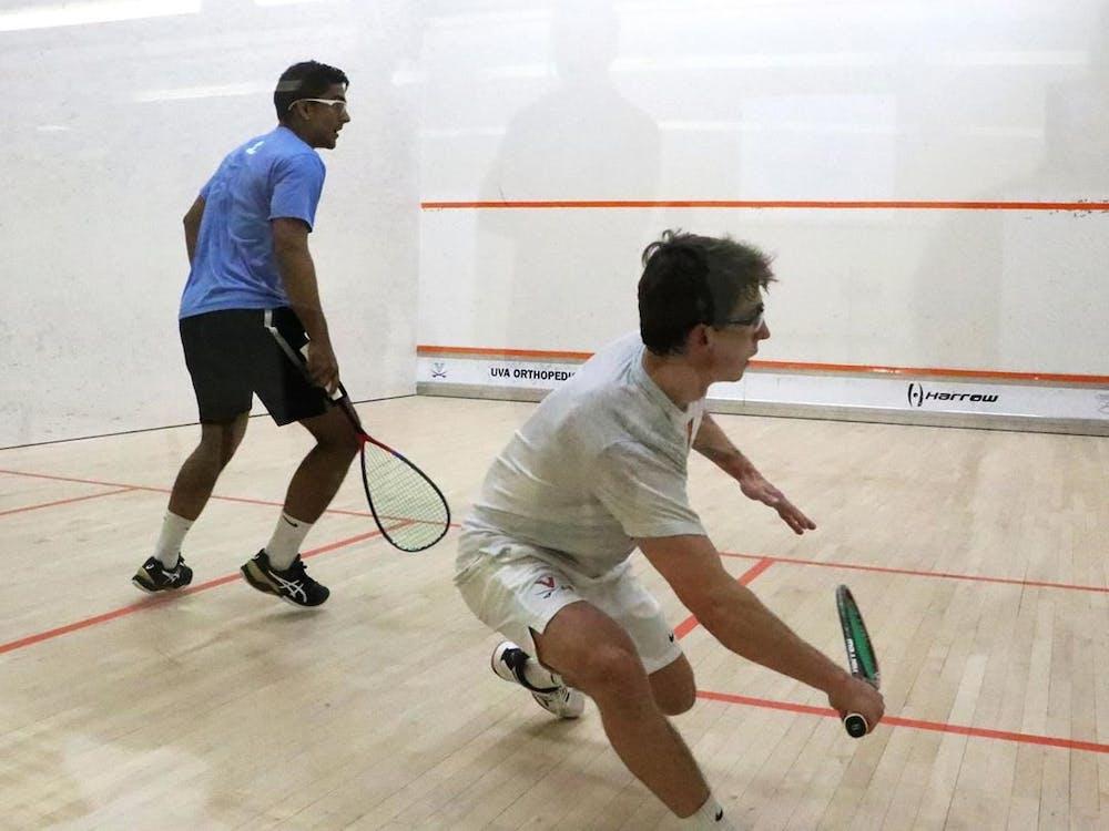 No. 8 men's squash was successful against No. 11 Columbia Sunday.
