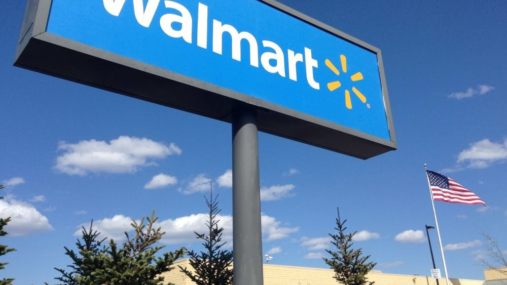 You can't wait to get back to Charlottesville in the fall and start it all again! You just gotta survive Walmart first.