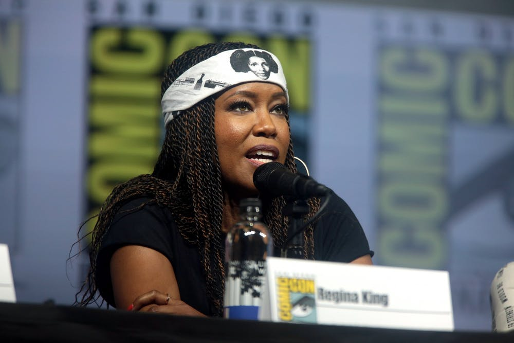 "<p>Actress Regina King, seen here at San Diego Comic Con in 2018, leads the strong cast of ""Watchmen"" in a satisfying season finale for the HBO series.&nbsp;</p>"