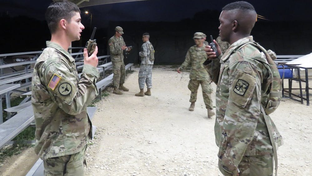 This reductive attitude completely discounts the other benefits of ROTC — including, technical training, job security and general feeling of contributing to a worthy organization.