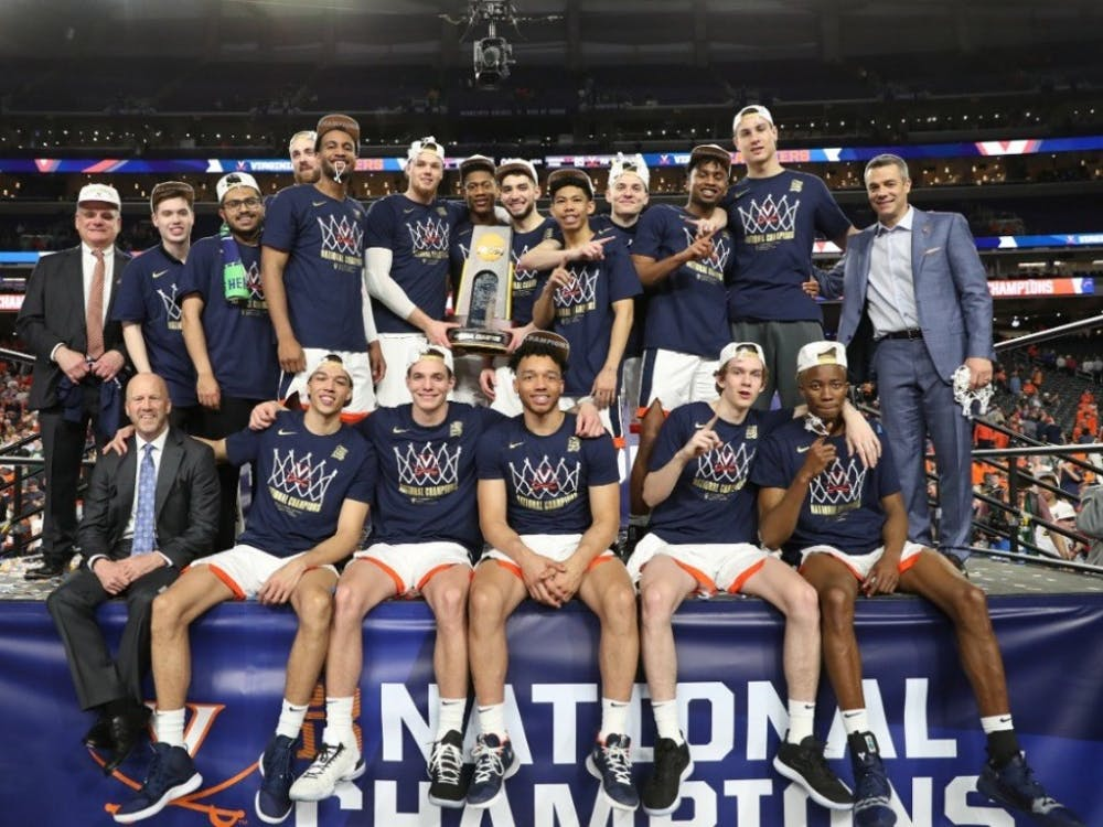 Virginia basketball's national title-winning season led to an ESPY nomination for the Cavaliers.