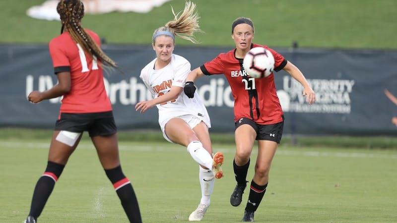 womens-soccer | The Cavalier Daily