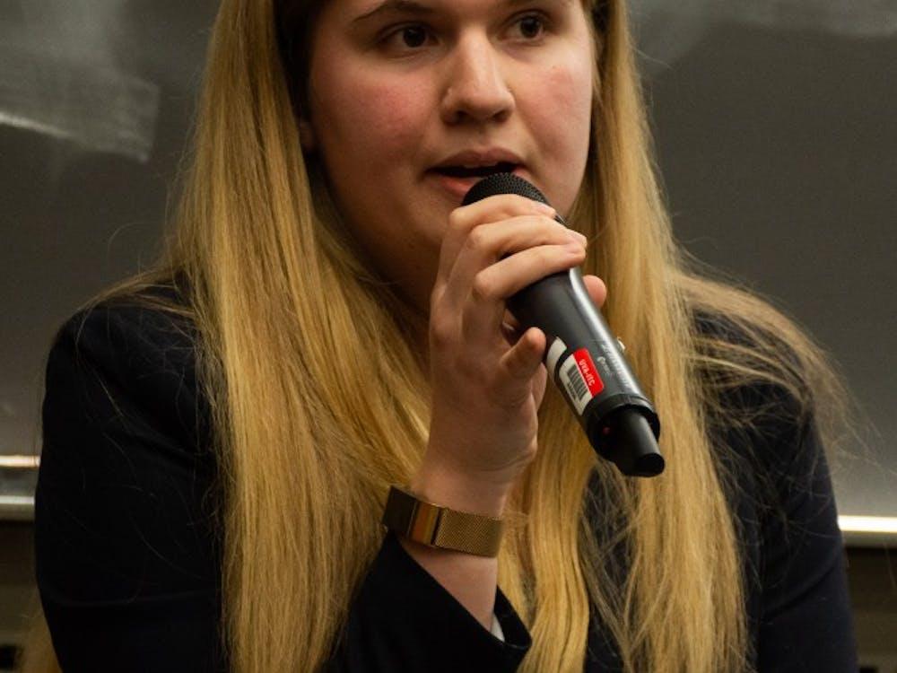 The Cavalier Daily Editorial Board has chosen to endorse Ellie Brasacchio for Student Council President.