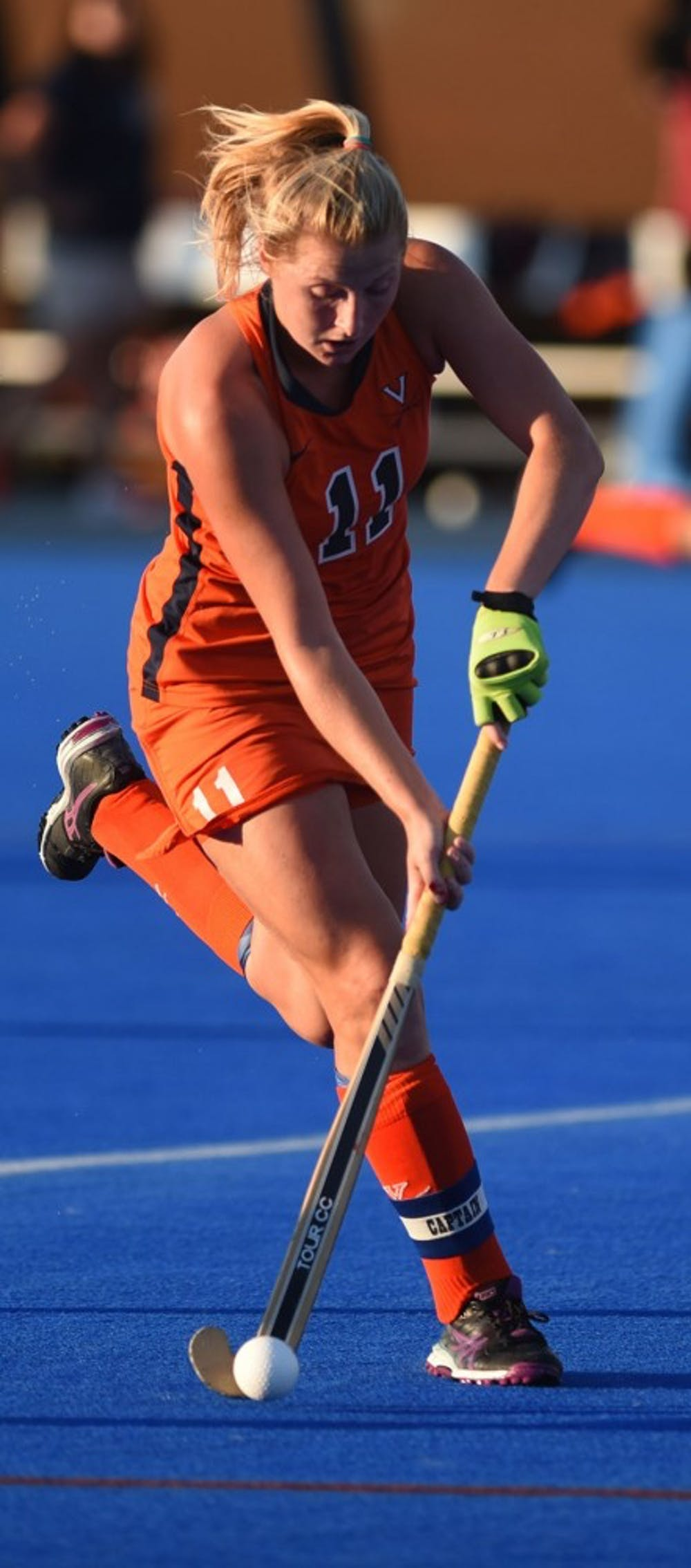 <p>The Cavaliers will take on an inconsistent William & Mary (5-6, 2-1 CAA) team Tuesday. Senior midfielder Lucy Hyams will look to continue her strong play.&nbsp;</p>