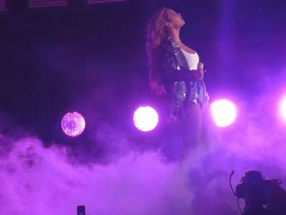 <p>Beyoncé performs in Seattle, Washington in July 2014.&nbsp;</p>