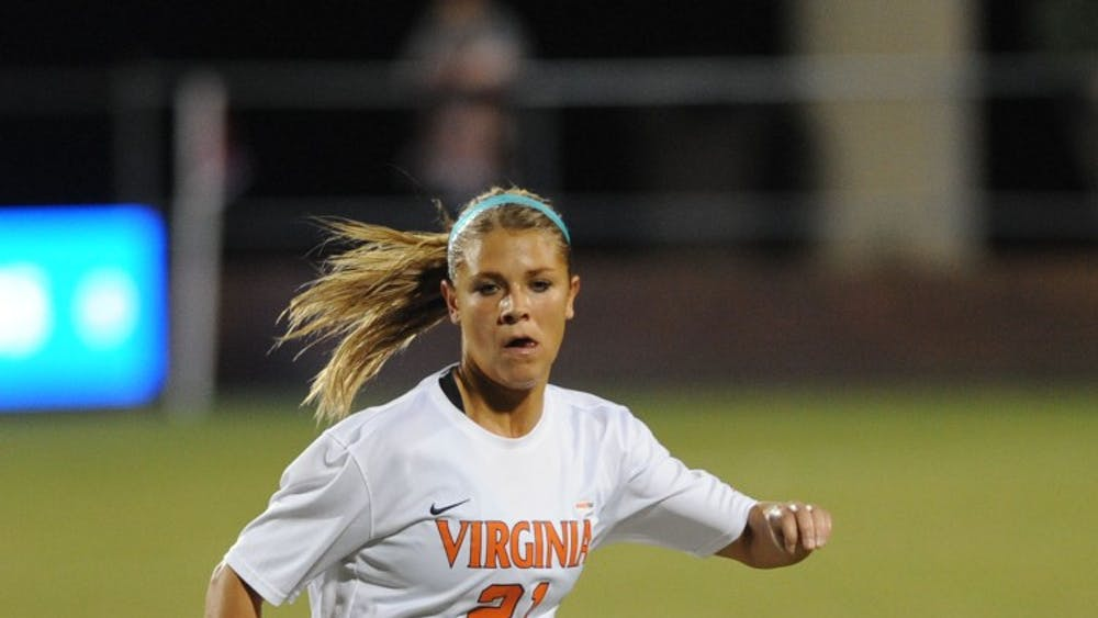 Junior midfielder Montana Sutton and the Cavaliers struggled against a Duke squad who has gone undefeated in the ACC this season.