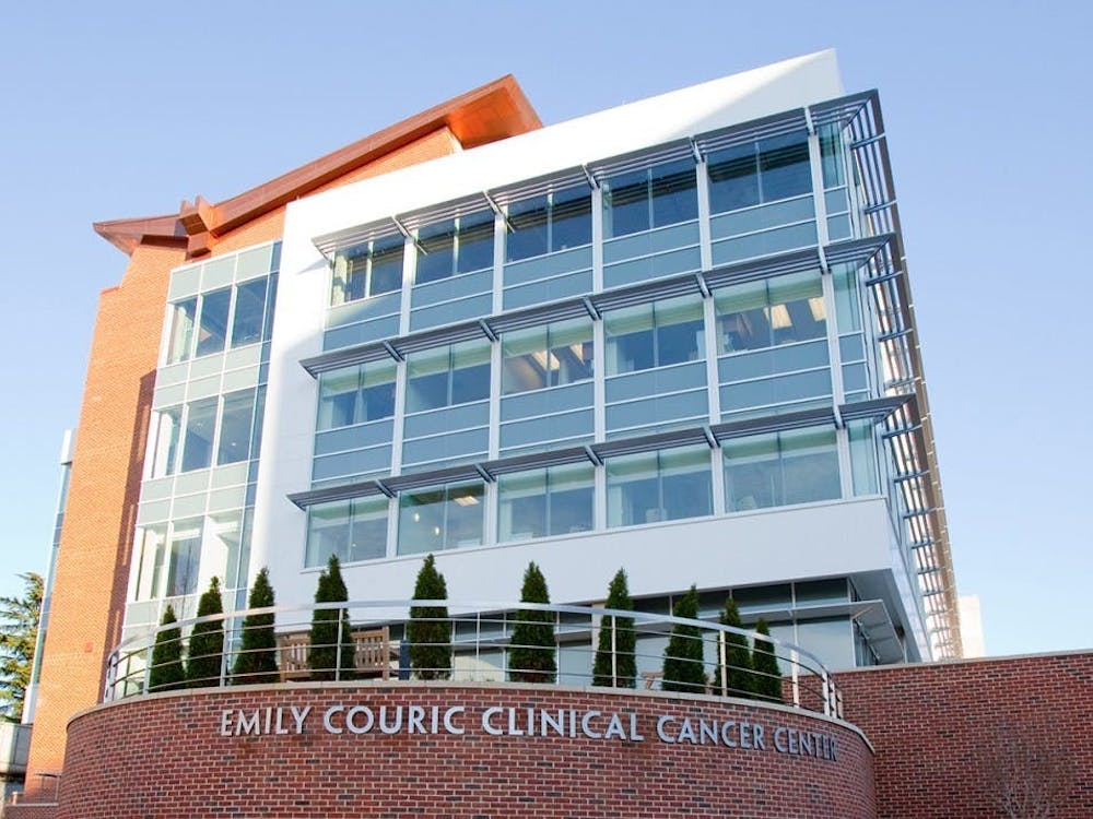 The University's Cancer Center is one of 71 centers in the United States designated by the National Cancer Institute to conduct clinical, scientific and population research in an effort to create innovative methods of combating cancer.