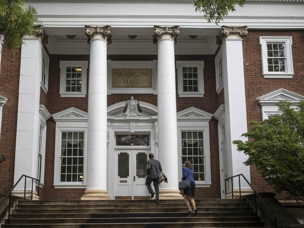 The 16-member working group is comprised of University faculty members, Charlottesville community members and a Law student.
