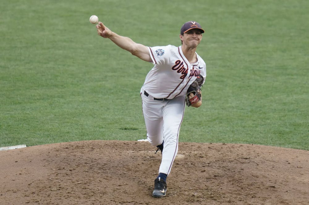 <p>McGarry shut down nearly every scoring opportunity for the Bulldogs —&nbsp;only allowing one hit in 7.1 innings of work.</p>