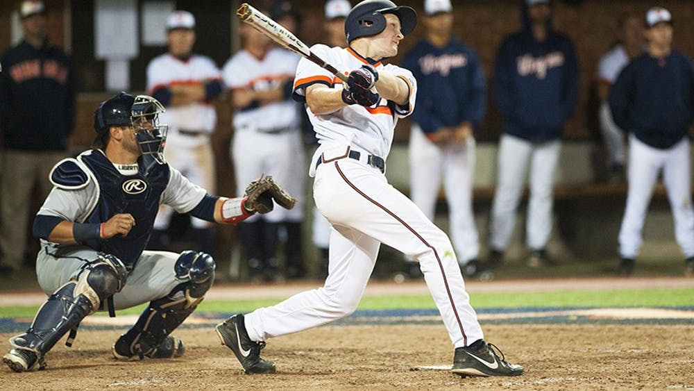 A member of Baseball America's 2016 Preseason All-America Team, sophomore first baseman Pavin Smith has lived up to the expectations in the early going. He is hitting .636 with three RBI through three games.