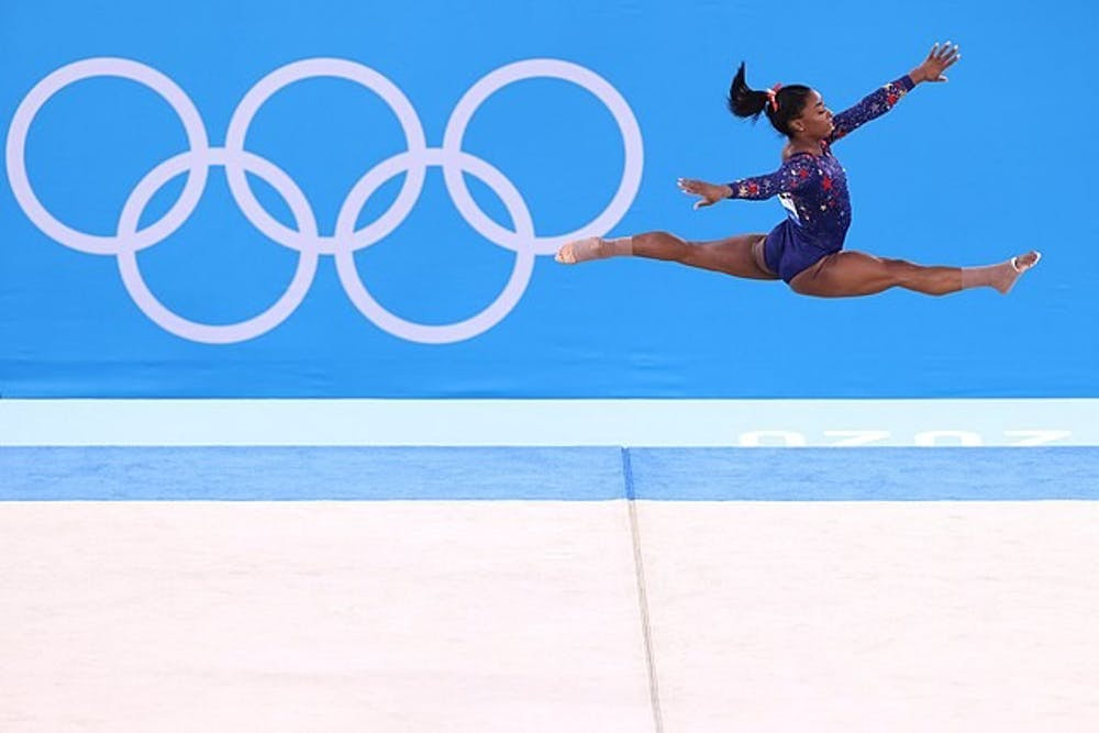 <p>Time and time again Simone Biles has shown up. She has shown up for her team, for the youth of the country and for anyone affected by assault.</p>