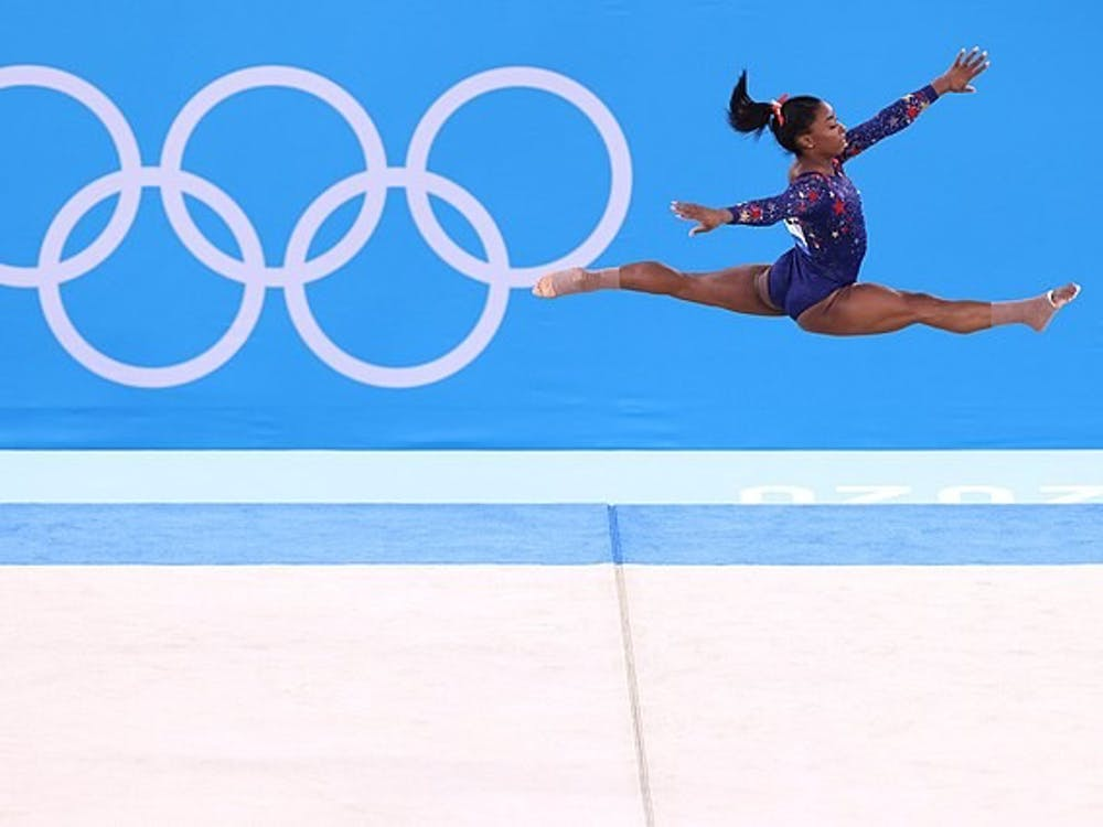 Time and time again Simone Biles has shown up. She has shown up for her team, for the youth of the country and for anyone affected by assault.
