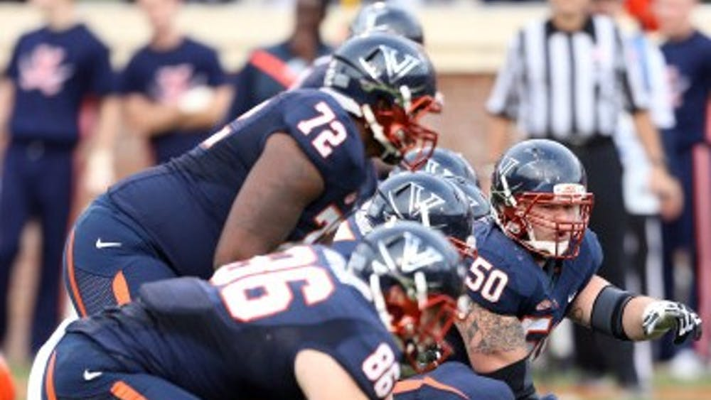 Now a graduate assistant for the Virginia football team, Jackson Matteo earned the role of team captain his senior year.
