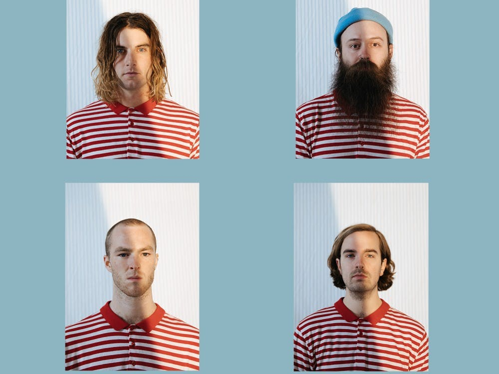 "Judah & the Lion performed at The Jefferson on Tuesday as part of their ""Pep Talks"" tour."