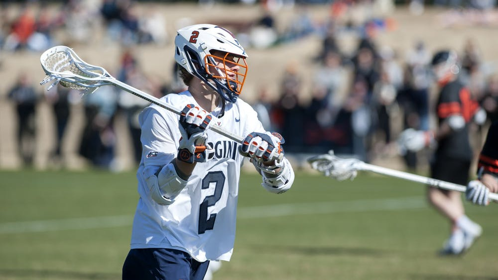 The Cavaliers couldn't compete with Princeton's high-octane offense despite a four-point performance by senior attacker Michael Kraus.