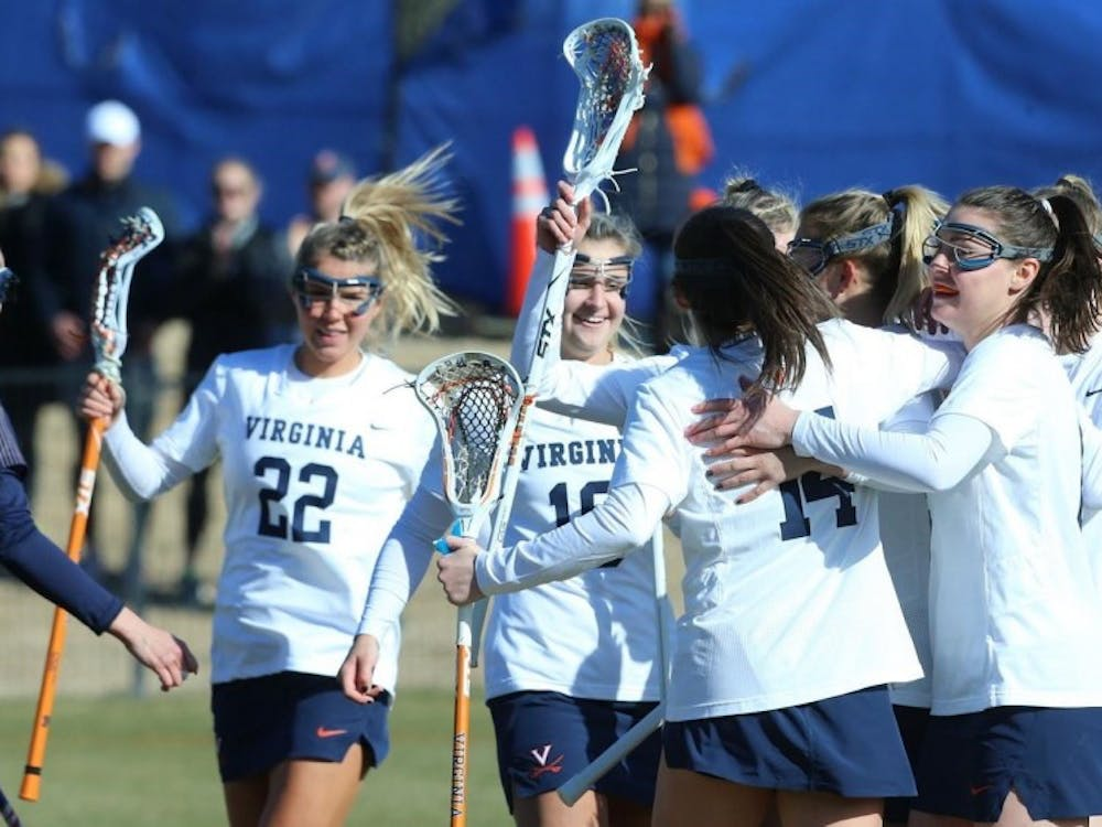The No. 7 Virginia women's lacrosse team dominated William and Mary in the second half.