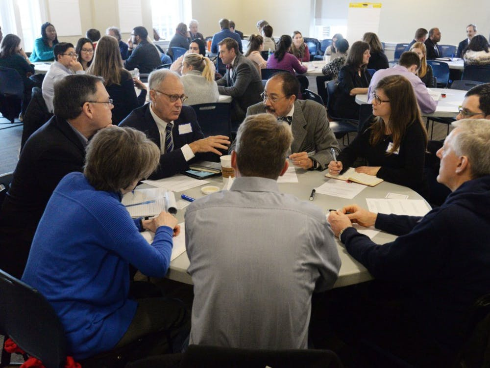 The advisory committee is conducting the grassroots research through events like the public input session last Friday, and through input from the community online.