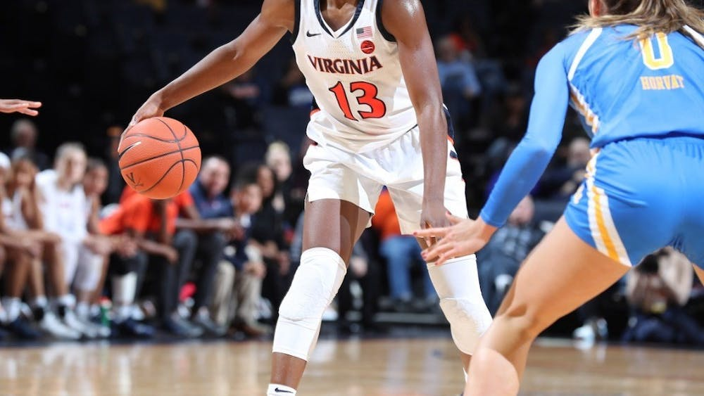 Senior guard Jocelyn Willoughby guided Virginia past UNLV with a double-double and led the team in scoring in both games.