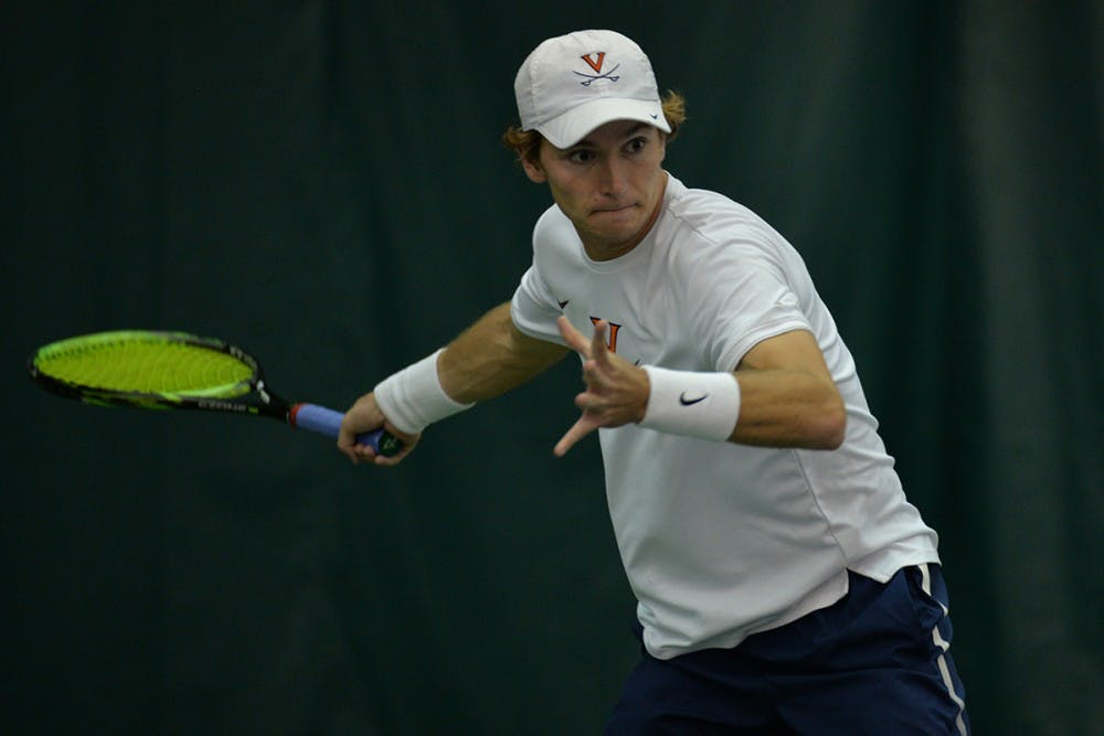 <p>Despite sophomore Giani Ross' loss, the Cavaliers defeated William and Mary.</p>