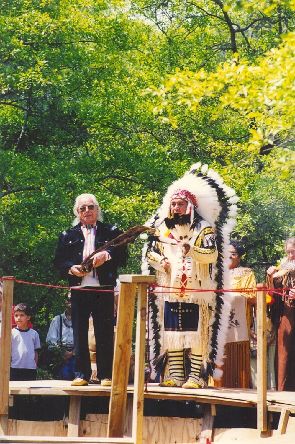 <p>Six Virginia Indian tribes are seeking federal recognition via the Thomasina E. Jordan Indian Tribes of Virginia Federal Recognition Act of 2015.</p>