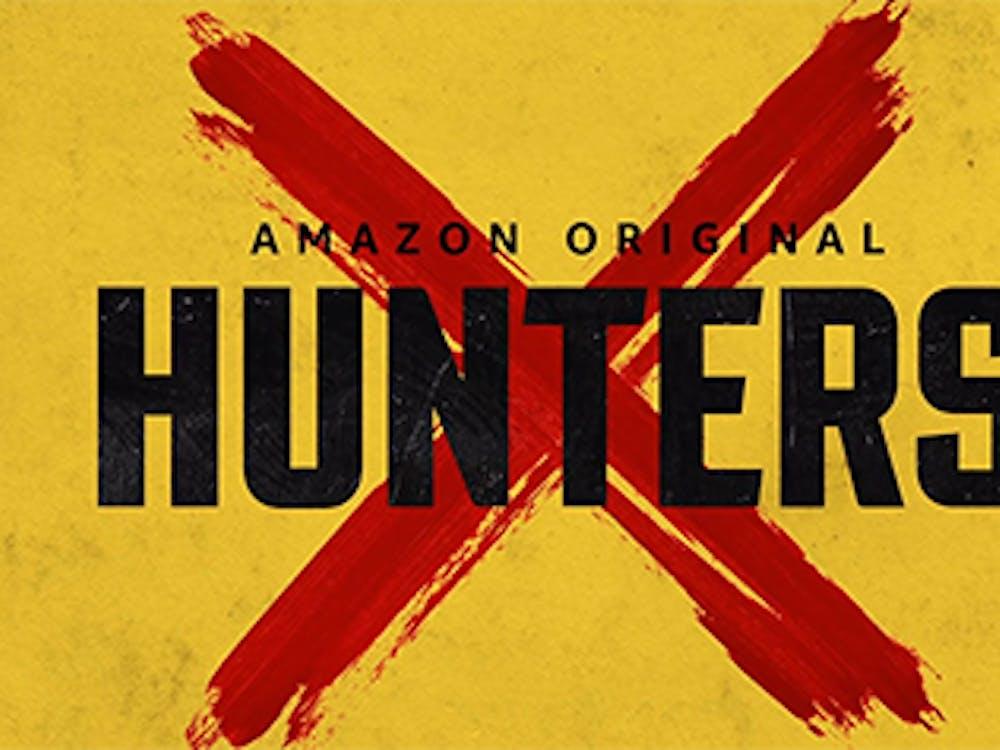 """Hunters,"" starring Al Pacino and Logan Lerman, premiered on Amazon Prime Feb. 21."