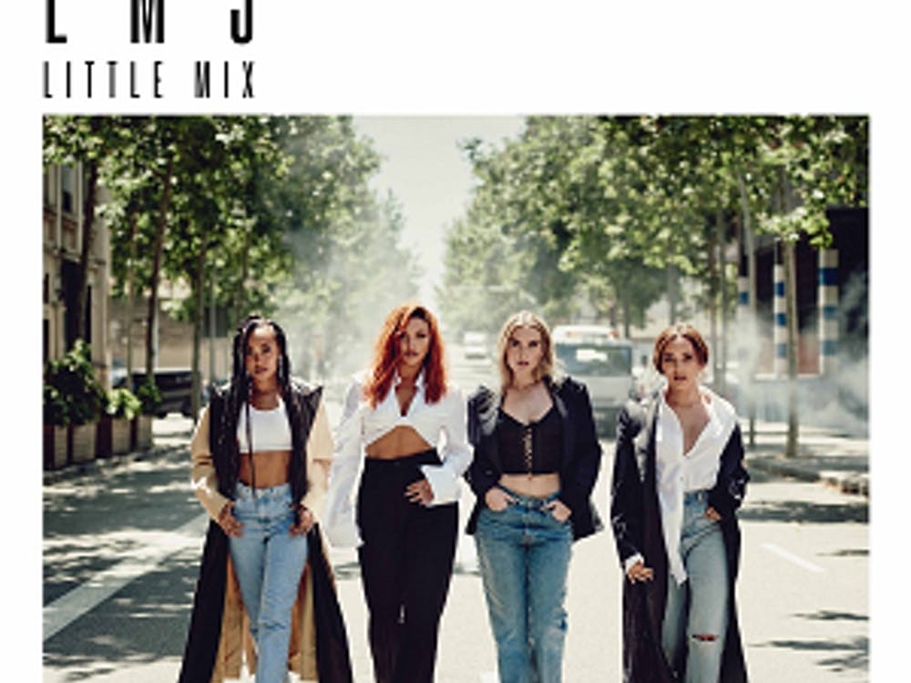 """Girl group Little Mix's newest LP """"LM5"""" is a mostly disappointing, jumbled effort that can't decide on a cohesive sound."""