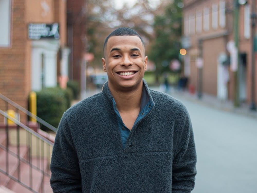 Autry is one of HackCville's Elliewood Fellows for 2018.