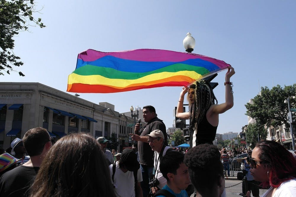 Nearly all pride events have police presence in some capacity — either for security and surveillance or for active participation.