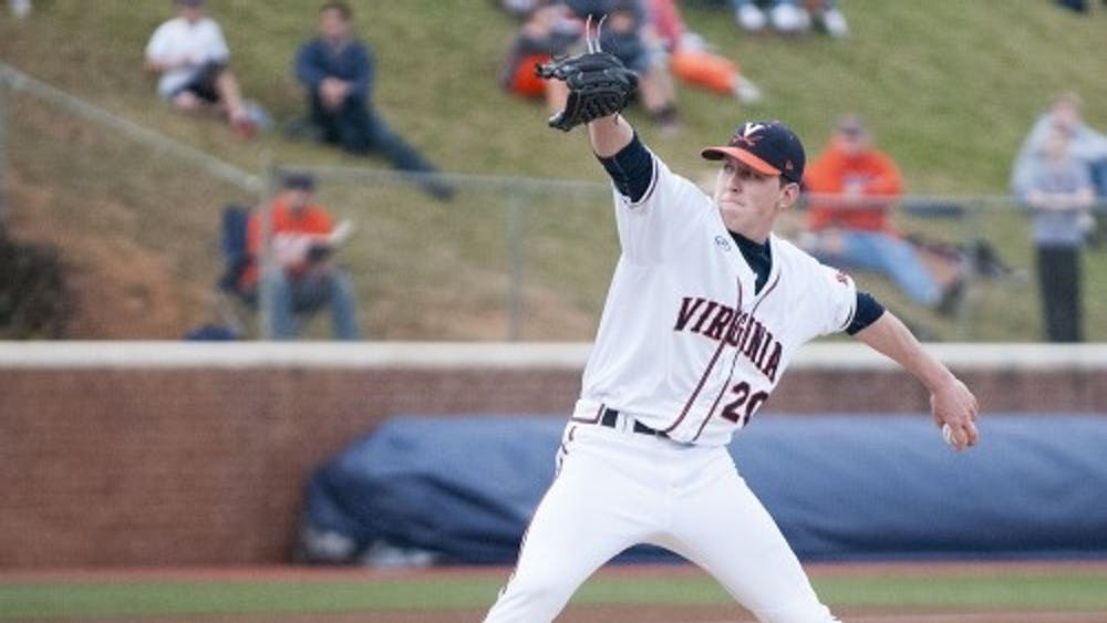 Sophomore left-hander Brandon Waddell came up big for Virginia, pitching a complete game with the Cavaliers facing elimination.