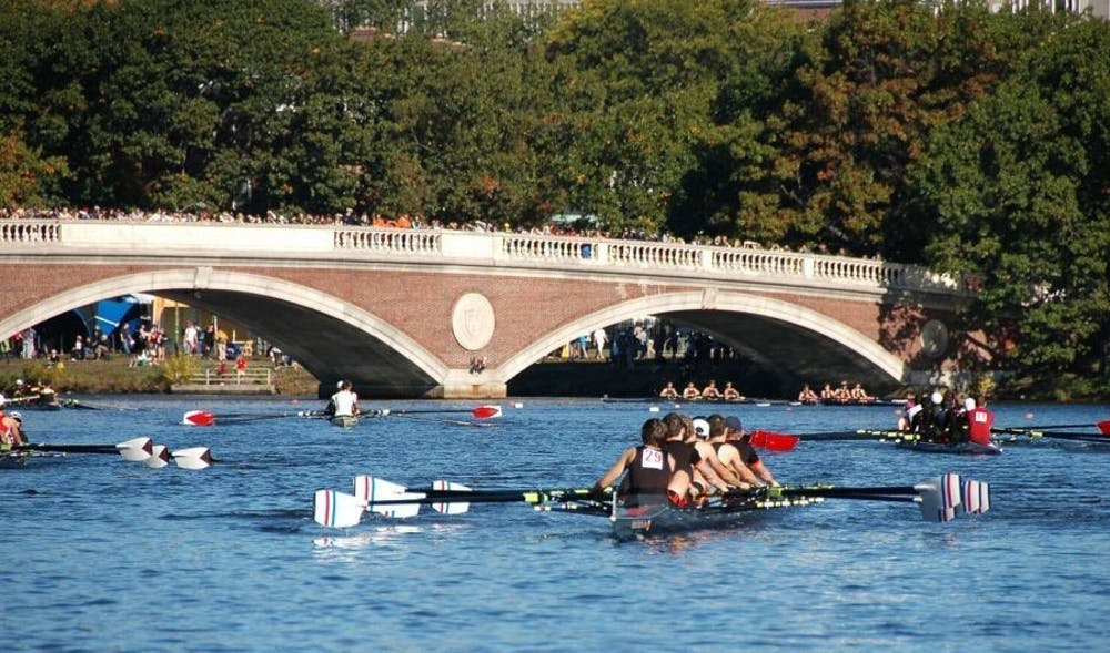 <p>Rowing looks to follow up on its fourth-place finish at the Head of the Charles last weekend.&nbsp;</p>